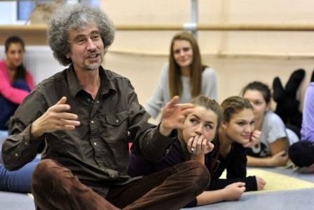 Философия тела и танца, 19 октября 2012
