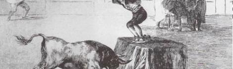 Экзистенциальное путешествие в пространствах офортов Франсиско Гойи