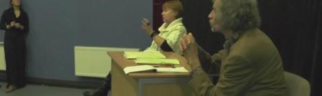 Дискуссия на тему «Со стороны женщины»
