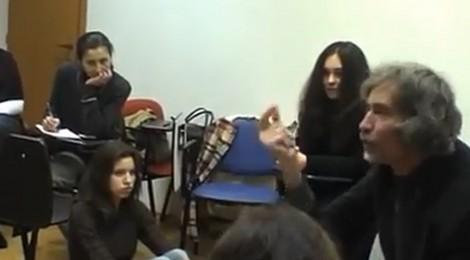 УНИК, встреча со студентами, 24 января