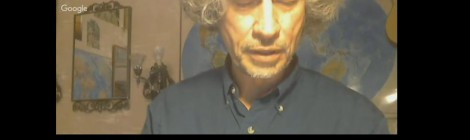 Видеовстреча с Александром Лобком
