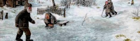 Персональная Выставка Леонида Баранова «РУССКОЕ ПАРИ» (Живопись)