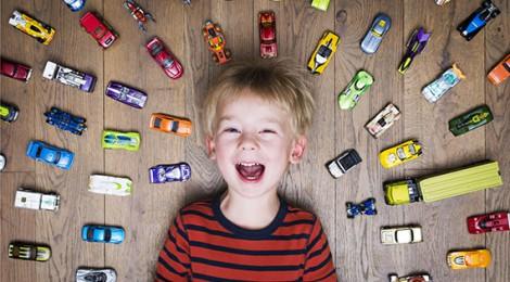365 порядков: как научить ребенка получать удовольствие от уборки